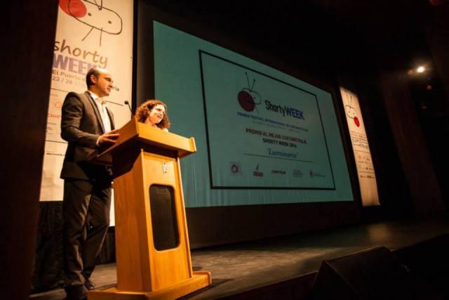 International Shorty Week Award Ceremony